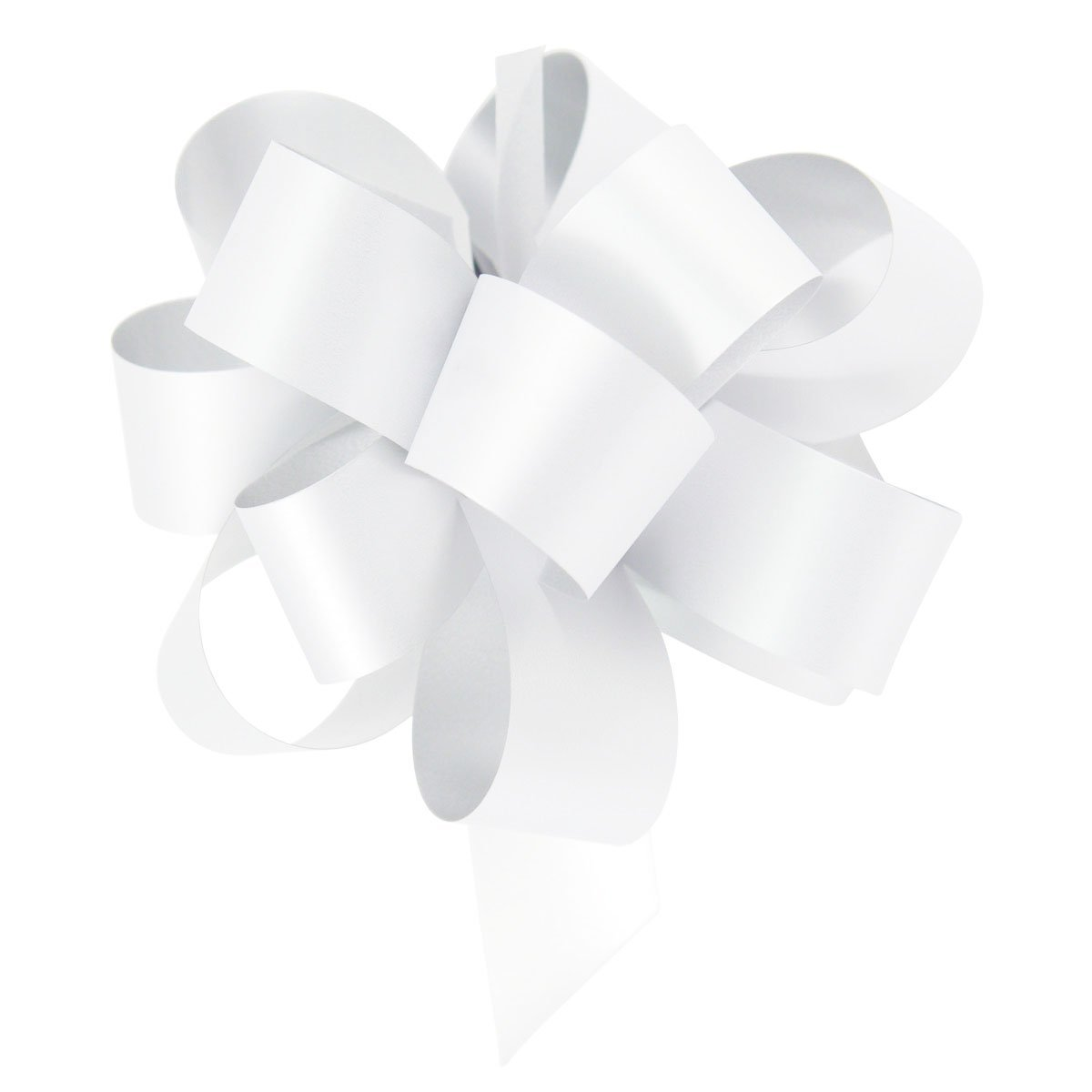 Pull Bow Ribbons Various Colours Available Pack of 10 Baby Pink