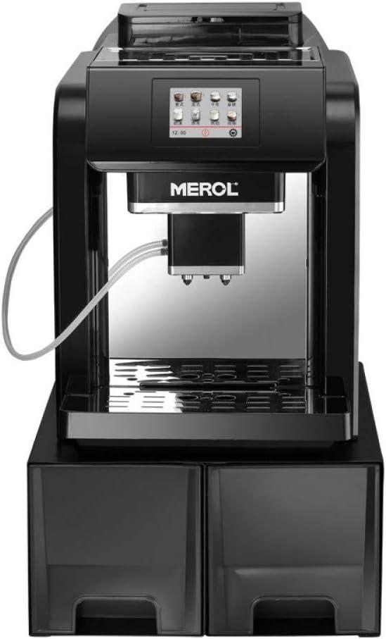 KOUDAG Cafetera cafetera automática Completa hogar Comercial Mini Molino de Frijol cocinar: Amazon.es: Hogar
