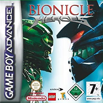 Lego Bionicle Heroes Game Boy Advance Amazonde Games