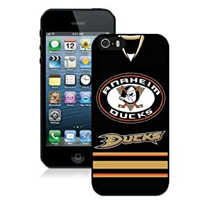 Iphone 5s Case, Iphone 5 Case NHL Anaheim Ducks 2 Free Shipping