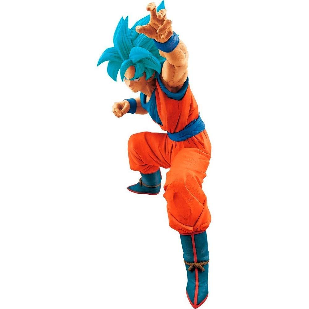 BANPRESTO – Dragonball kintoun Figure – Son Gokou (Normale Farbe Ver), Mehrfarbig (Bandai 81019)