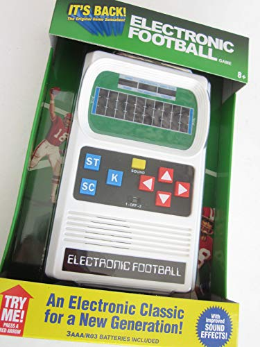 Big Game Toys~Electronic Basketball 1970's Retro Classic Handheld Video Game by Big Game Toys