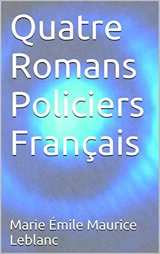 Amazon Com Quatre Romans Policiers Francais French Edition