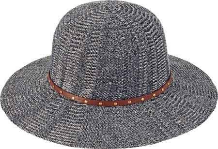 ead023246 San Diego Hat Company Women's Knitted Round Crown Hat, Indigo, OS at ...
