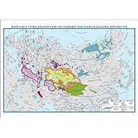 Gürbüz Yayınları 21173 Bağımsız Türk Devletleri 70 X 100