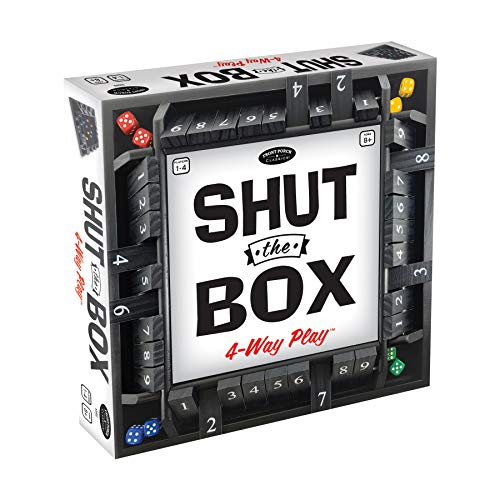 Play Shut Box - Shut-The-Box 4 Way Play
