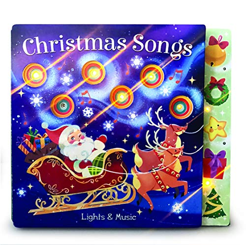 Christmas Songs: 5 Tunes Accented with Lights (Lights & Music) -
