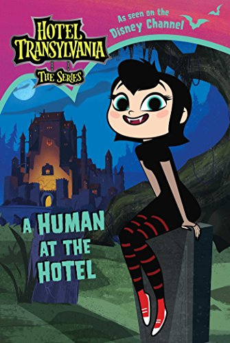 A Human at the Hotel (Hotel Transylvania: The Series) ()