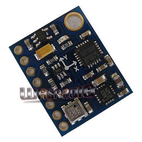 Hobbypower 10dof Mpu6050 Hmc5883l Bmp180 Gyroscope Acceleration Compass Sensor Module