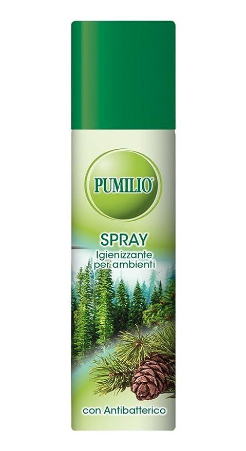 3 opinioni per Pumilio Igienizzante per Ambienti- 200 ml