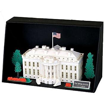 Paper Nano White House Building Kit