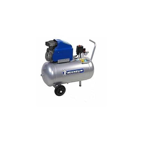 Michelin - Compresor de aire (50 L, 8 bares, 120 l/min