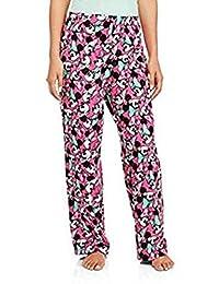 Womens Disney Minnie Mouse Sleep Lounge Pajama Pants
