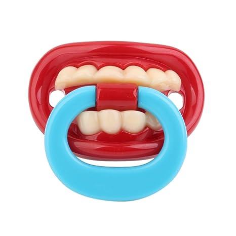Ring-pull dientes alimentos grado silicona bebé bebé chupete ...