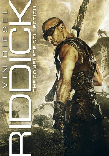 Riddick: The Complete Collection (Night B4 Christmas)