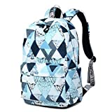 Joymoze Leisure Backpack for Girls Teenage School Backpack Women Backpack Purse (Magic Blue) Review