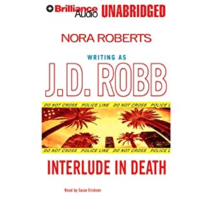 Interlude in Death Audiobook