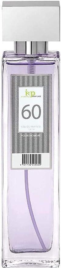Oferta amazon: iap PHARMA PARFUMS nº 60 Perfume Floral con vaporizador para Hombre - 150 ml