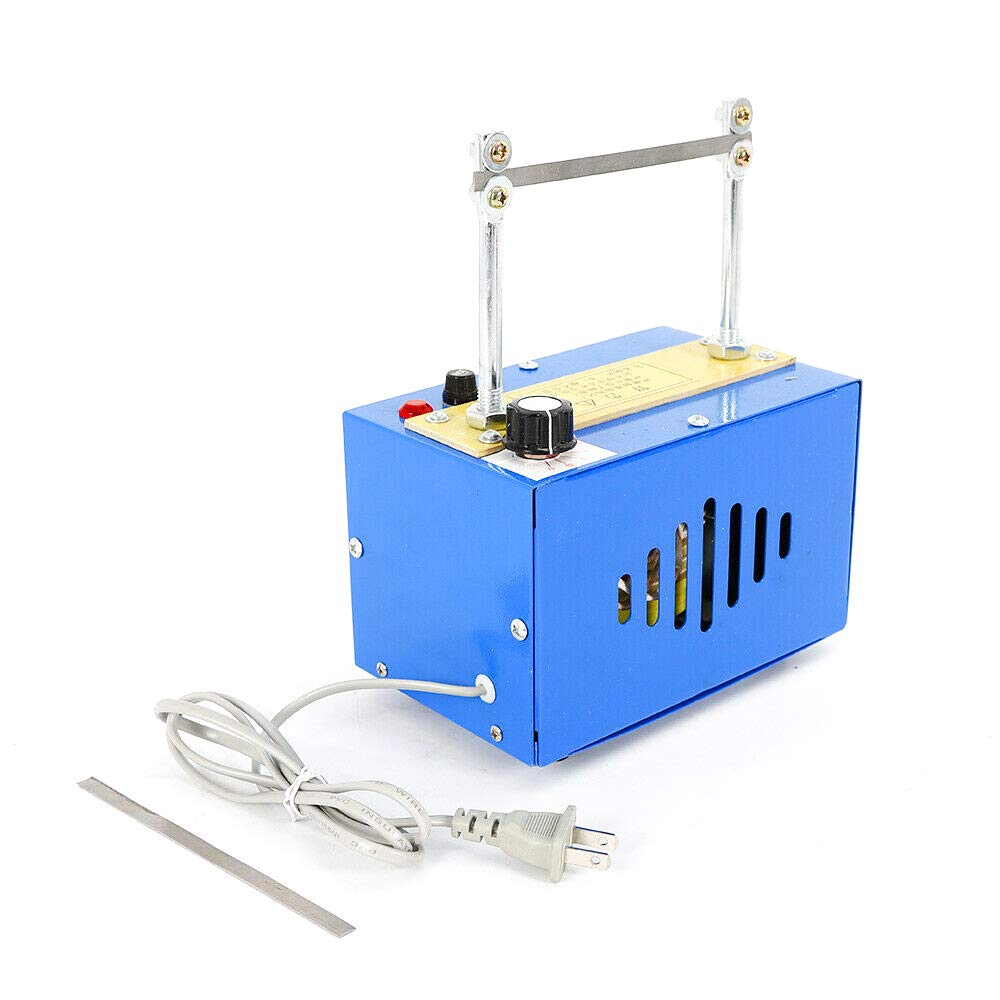 Cutting Machine TBVECHI 110V 35W Bench Electric Rope Cutter Heating Cut Rope Cord Cutting Machine by TBvechi (Image #5)