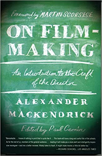 On Filmmaking Alexander Mackendrick Pdf