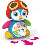 #4: Musical Dancing Penguin Toy For Boys and Girls Kids or Toddlers TG655 – Features different Modes, lights, Sounds – Fun Storytelling Toy By ThinkGizmos (Trademark Protected)