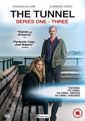 The Tunnel - Series 1-3 Box Set [DVD]