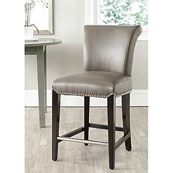 Awesome Amazon Com Safavieh Hudson Collection Addo Ring Counter Creativecarmelina Interior Chair Design Creativecarmelinacom