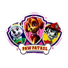 Paw Patrol Skye, Everest and Mars Licensed Edible Cake Topper by Whimsical Practicality