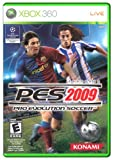 Pro Evolution Soccer 09 - Xbox 360
