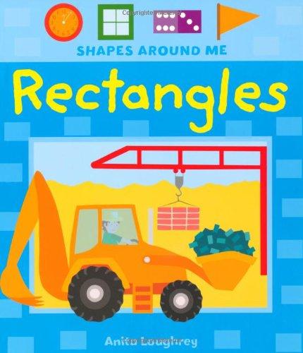 Rectangles (Shapes Around Me) pdf epub
