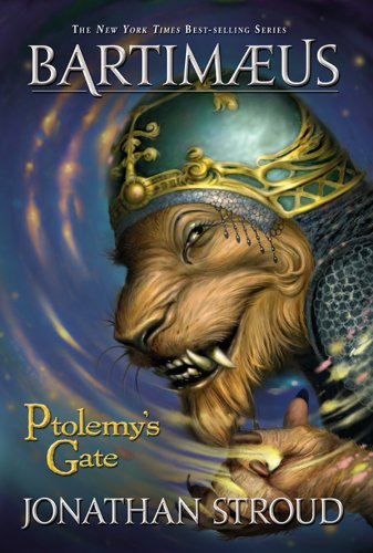 ptolemys gate a bartimaeus novel book 3