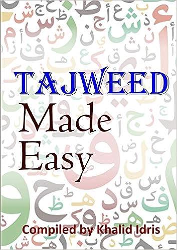 Easy Tajweed Book