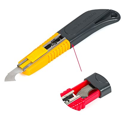 Bhajan Acrylic Plastic Fiber Sheets Cutter Hook Knife Blade