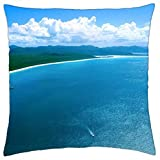 WHITSUNDAY ISLAND, AUSTRALIA - Throw Pillow Cover Case (18