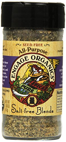 Engage Organics SF 70 1.66 oz. Seed Free All-Purpose Salt...