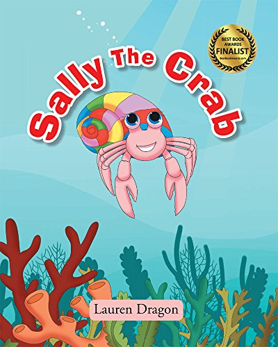 Sally the Crab by [Dragon, Lauren]