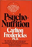 Psycho-Nutrition, Fredericks, Carlton, 0448120003