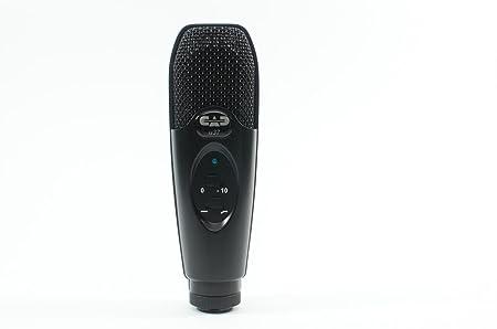 Amazon com: CAD U37 USB Studio Condenser Recording