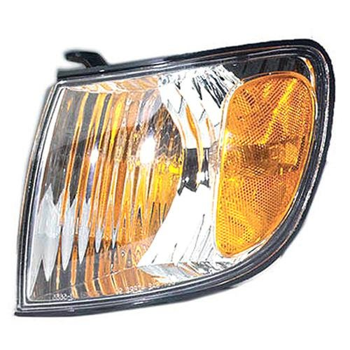 Crash Parts Plus TO2530138 Left Signal Lamp for 2001-2003 Toyota Sienna