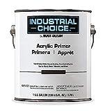 Rust-Oleum 1 gal. Interior/Exterior Primer Covers 250 to 350 sq. ft./gal, Gray - 5281402
