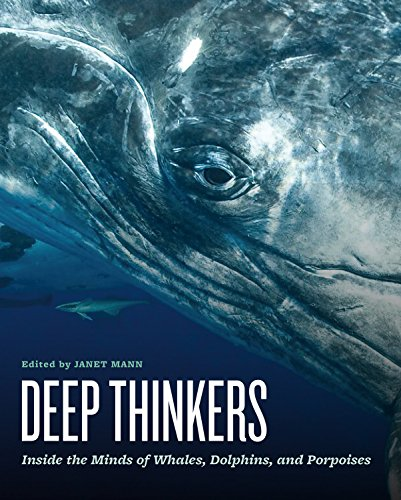 - Deep Thinkers: Inside the Minds of Whales, Dolphins, and Porpoises