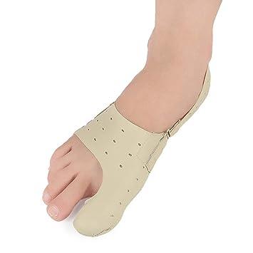 SUPVOX Hallux Valgus Zehenspreizer Bunion Korrektur Ballen Korrektur Bandage für Große Zehe Schmerzlinderung und Korrektur Gr