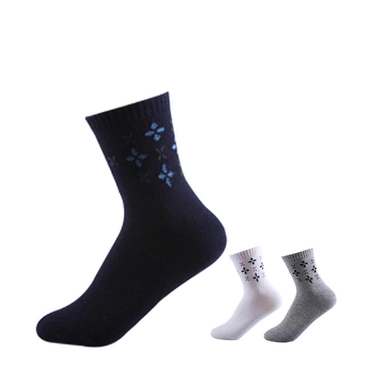 TULIPTREND Women's 3 Pack Sport Socks Thick