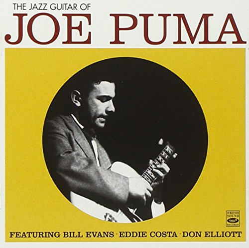 Price comparison product image Jazz Guitar of Joe Puma