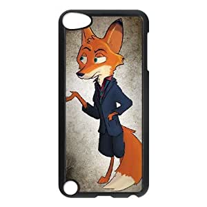 ipod 5 cell phone cases Black Zootopia fashion phone cases TGH882820
