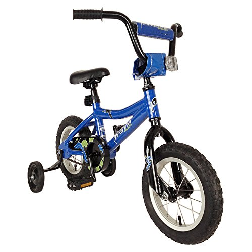 Piranha Pronto Kid's Bike, 12 inch Wheels, 10 inch Frame, Bo