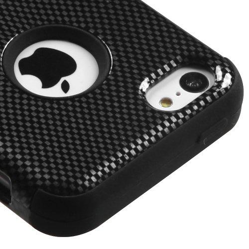 apple 5c carbon fiber case - 8
