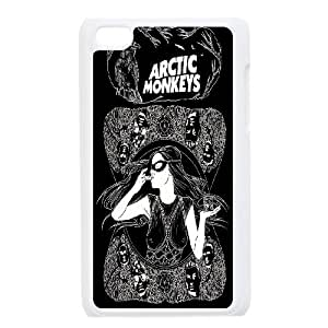 Best Quality [SteveBrady PHONE CASE] Arctic Monkeys Music Band FOR IPod Touch 4th CASE-18