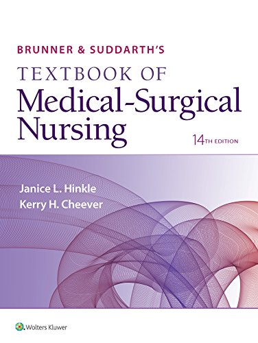 Brunner & Suddarth's Textbook of Medical-Surgical Nursing (Brunner and Suddarth's Textbook of Medica