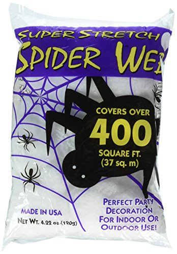 Fun World Spider Web For Indoor/Outdoor